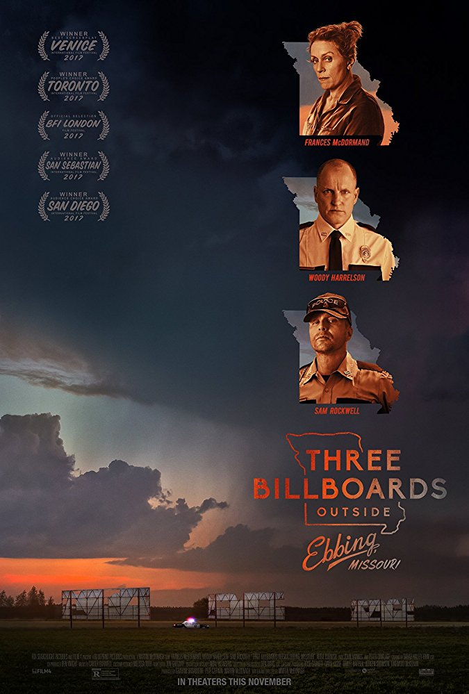 Three Billboards Outside Ebbing Missouri 2017 BDRip x264-SPARKS