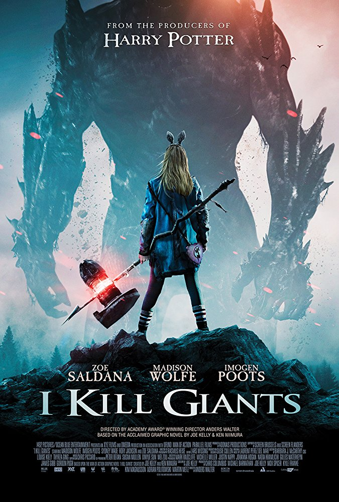 I Kill Giants 2018 1080p WEB-DL 6CH MkvCage