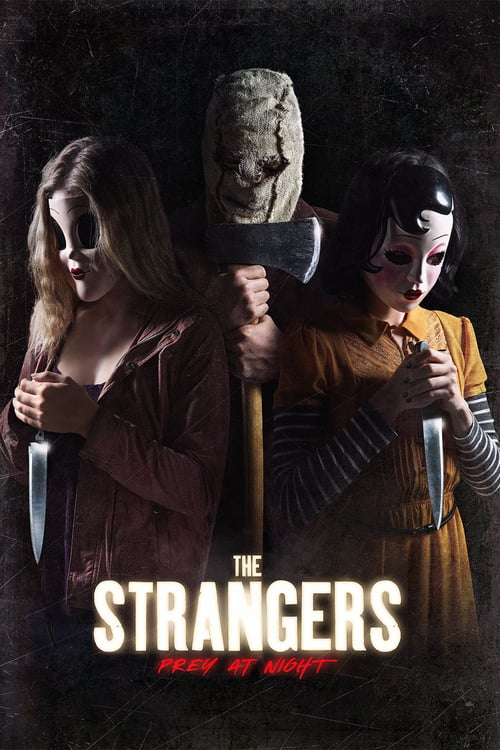 The Strangers Prey At Night 2018 HD-TS XViD AC3-ETRG
