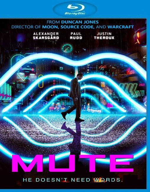 Mute (2018) BDRip XviD Dual Audio [Ita+Eng] 5.1-Earine