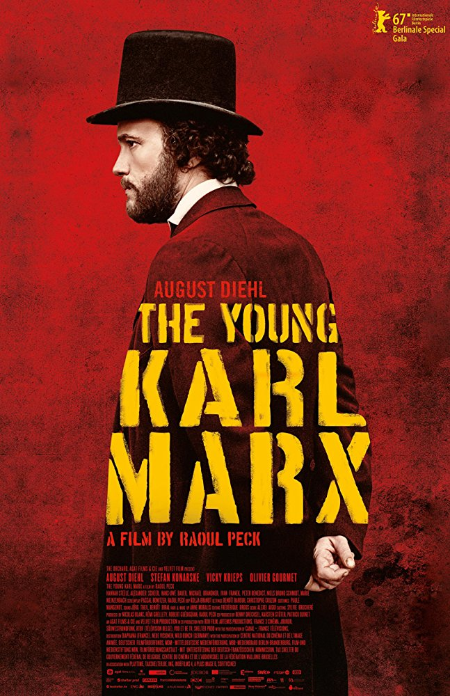 The Young Karl Marx (2017) LIMITED 480p BRRip x264-mSD