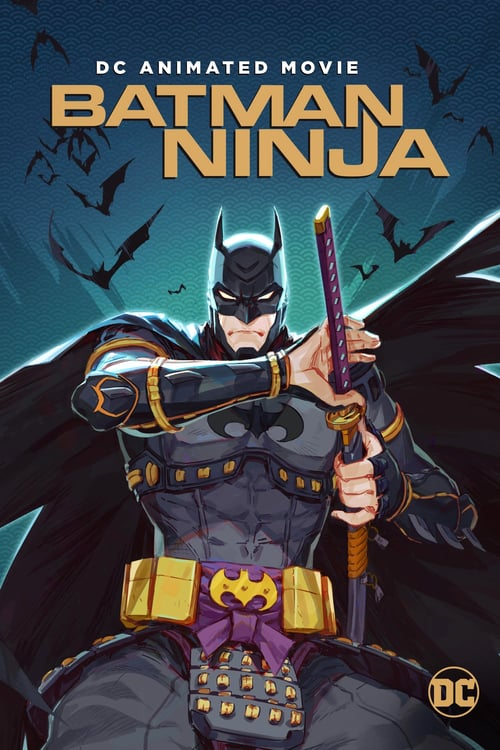 Batman Ninja 2018 DVDRip x264 AC3-TEAM69