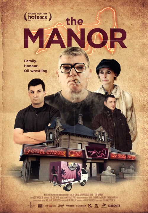 The Manor 2018 DVDRip XviD AC3-EVO