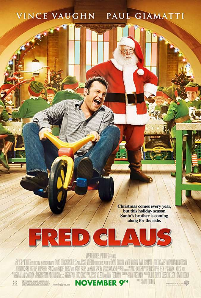 Fred Claus 2007 DVDRIP H264 AC3-5 1-RypS