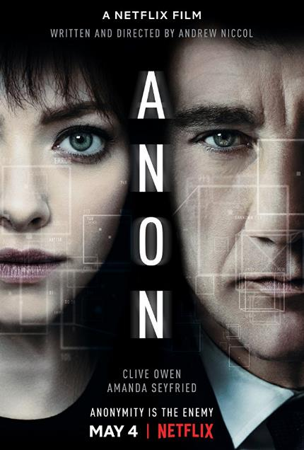 Anon (2018) 720p NF WEB-DL 800MB-MkvCage