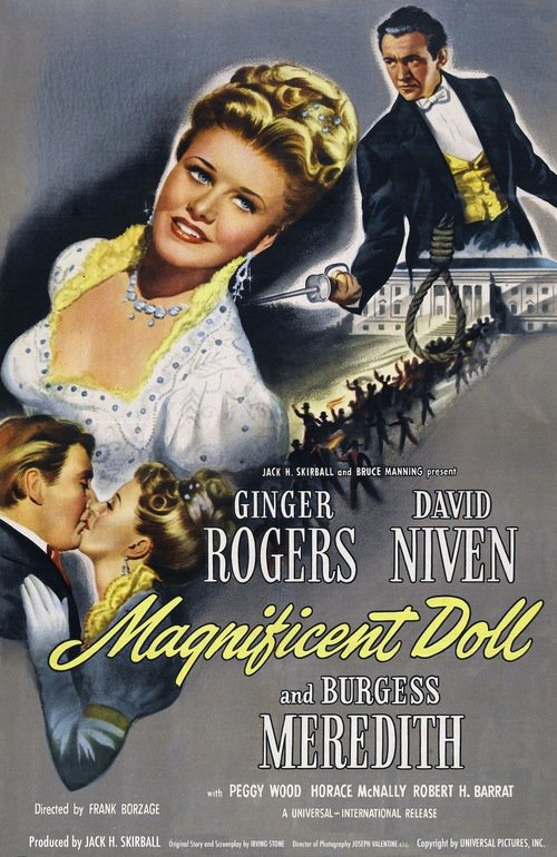Magnificent Doll 1946 COMPLETE BLURAY-VEXHD