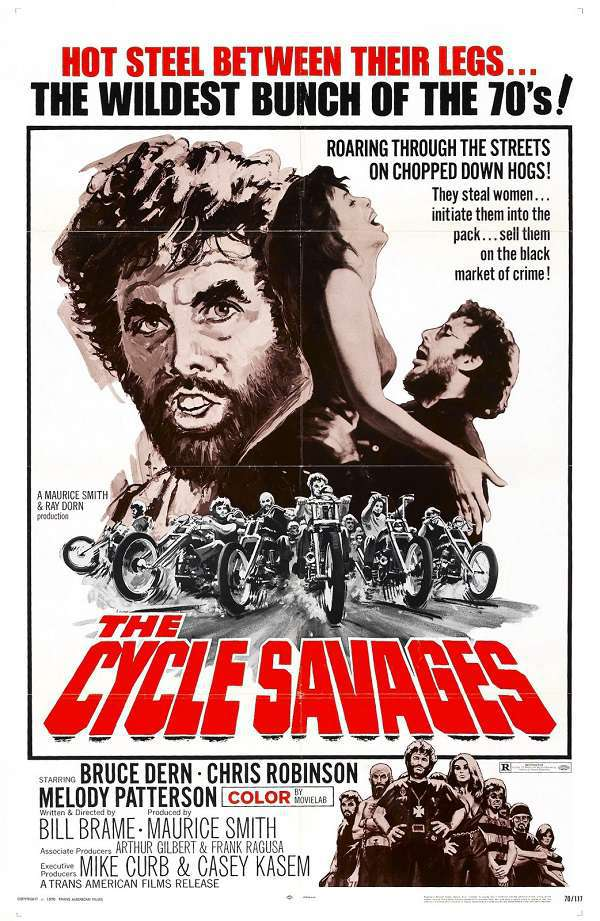 The Cycle Savages 1969 DVDRiP XVID