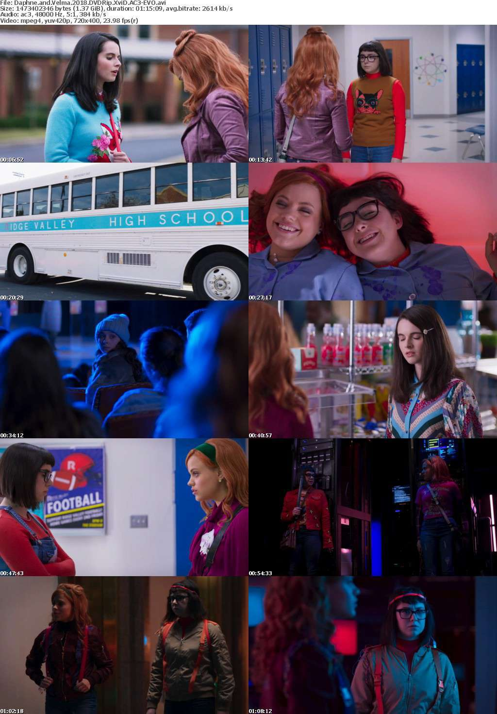 Daphne And Velma 2018 DVDRip XviD AC3-EVO