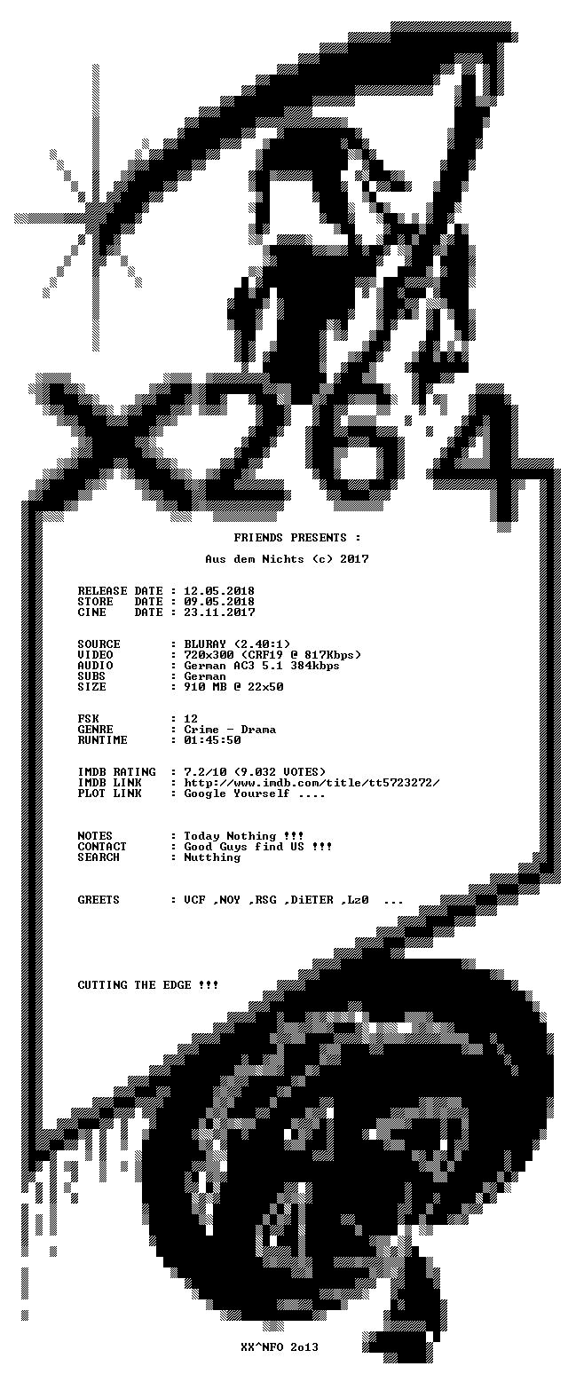 Aus dem Nichts German 2017 AC3 BDRiP x264-XF