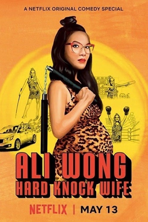 Ali Wong Hard Knock Wife 2018 NF WEB-DL DDP2 0 x264-NTG