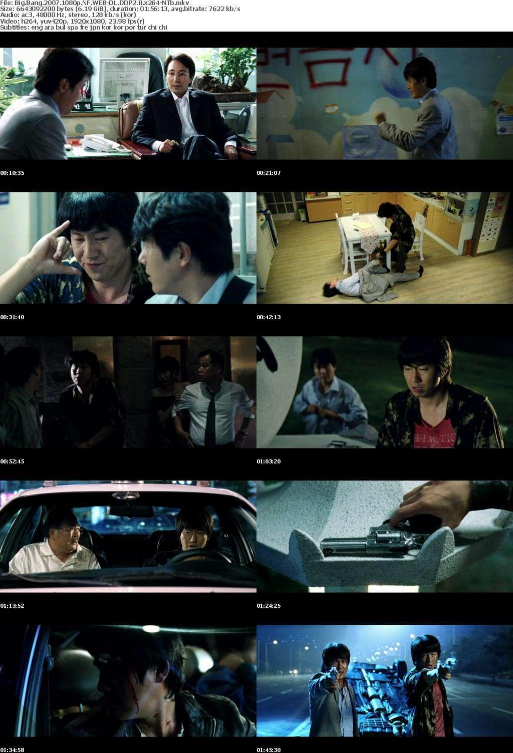 Big Bang 2007 KOREAN 1080p NF WEBRip DDP2 0 x264-NTb