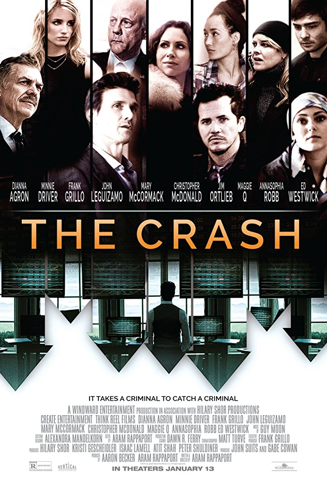 The Crash (2017) BRRip XviD AC3-EVO