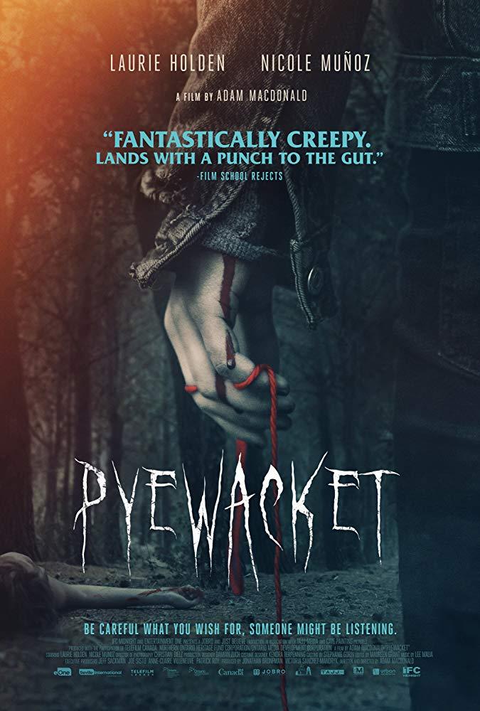 Pyewacket (2017) 720p BRRip 650 MB - iExTV