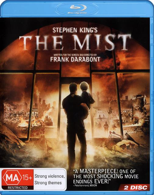 The Mist (2007) 1080p BluRay H264 AAC-RARBG
