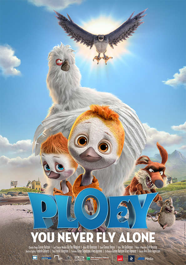 PLOEY You Never Fly Alone (2018) 720p BRRip x264 MW
