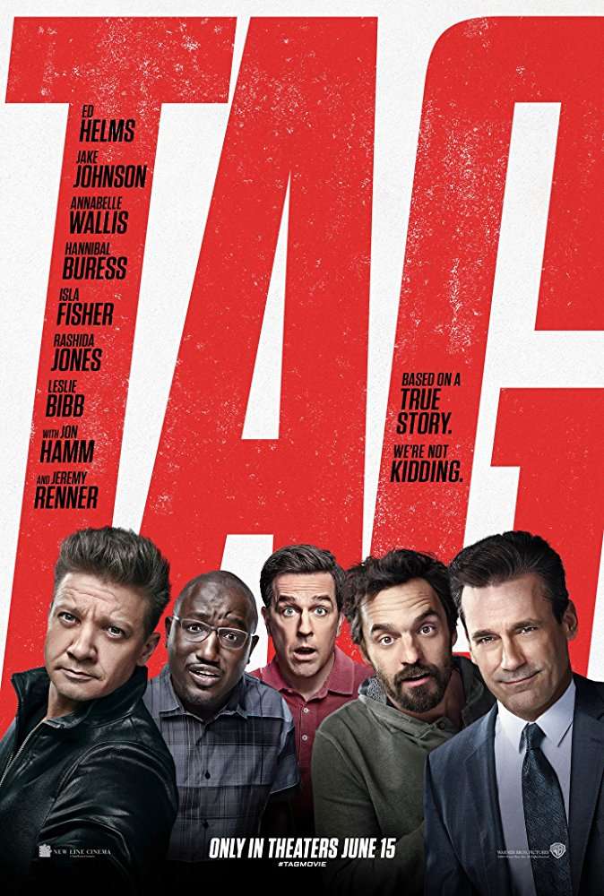 Tag (2018) BRRip XviD-AVID