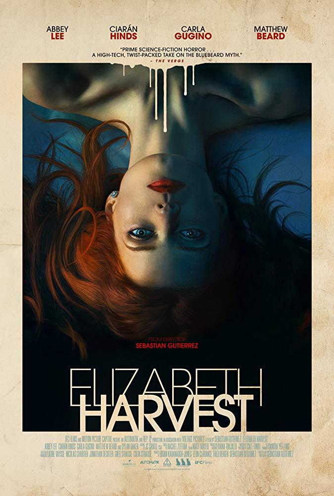 Elizabeth Harvest (2018) HDRip AC3 X264-CMRG