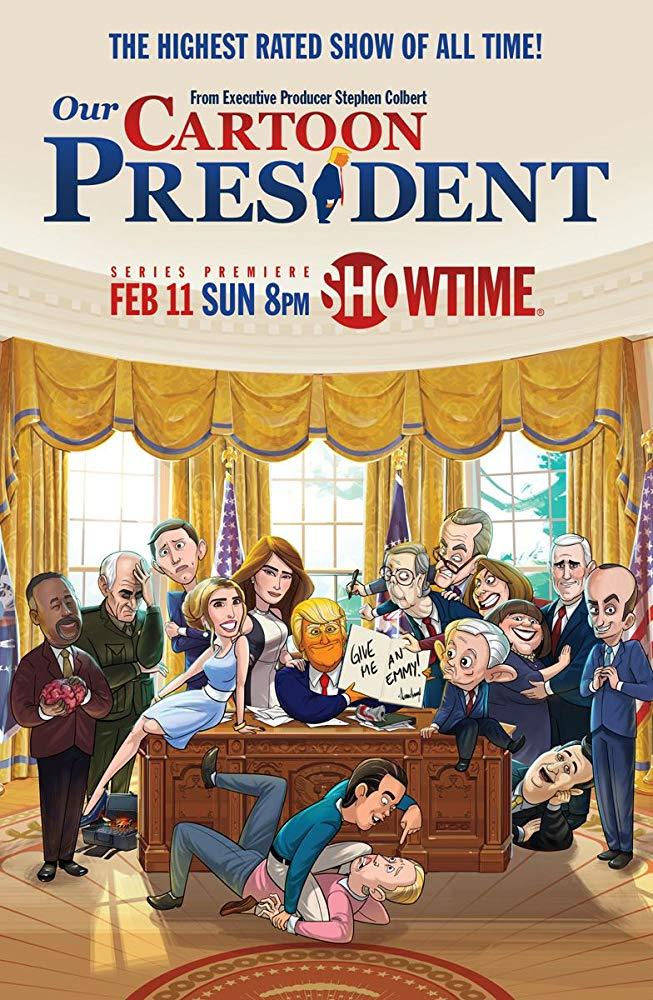 Our Cartoon President S01E15 720p HDTV x264-aAF