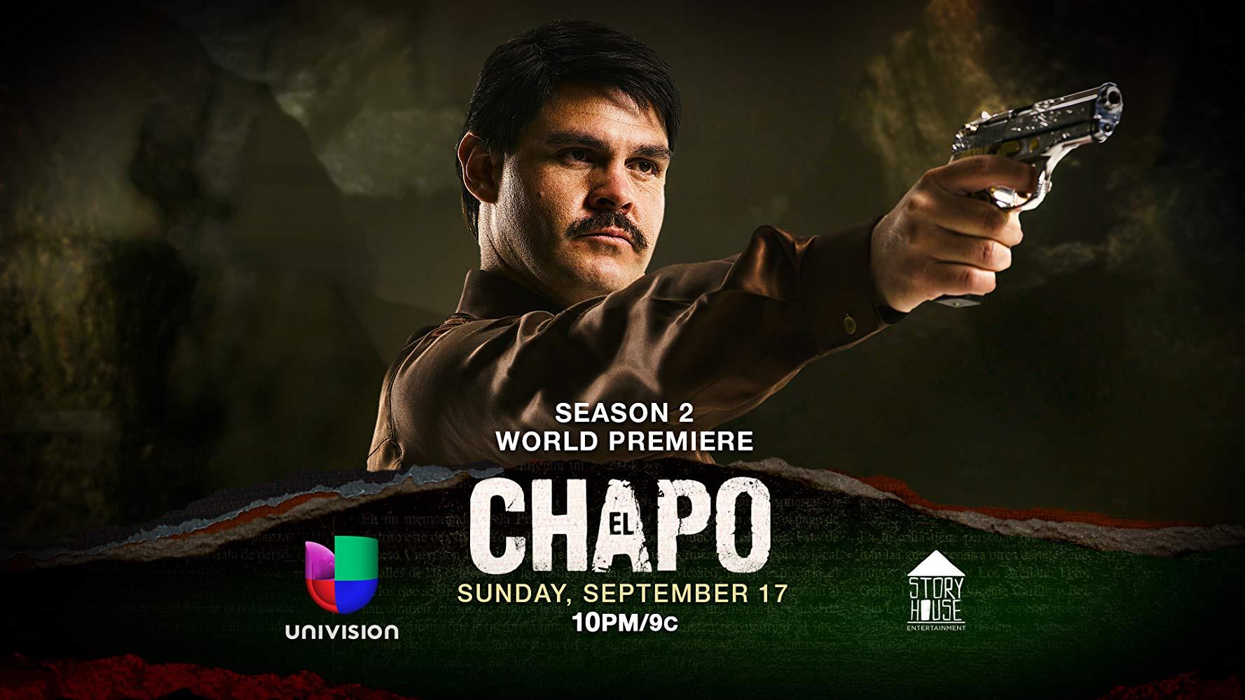 El Chapo S03E05 720p WEBRip x264-STRiFE
