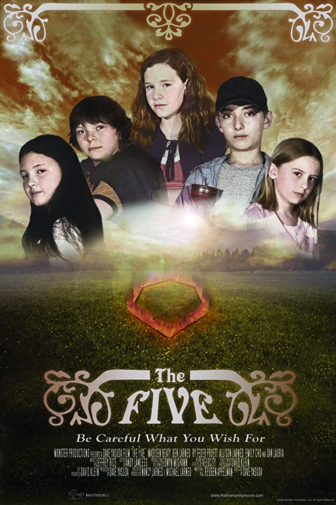 The Five 2010 1080p BluRay H264 AAC-RARBG