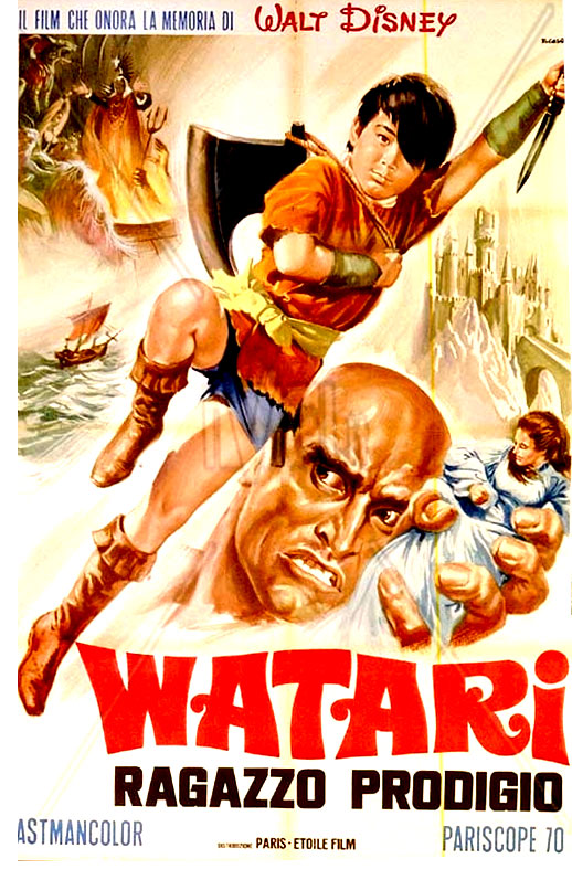 Watari ragazzo prodigio (1966) SD Ita Mp3-2 0 Kagliostro-MIRCrew