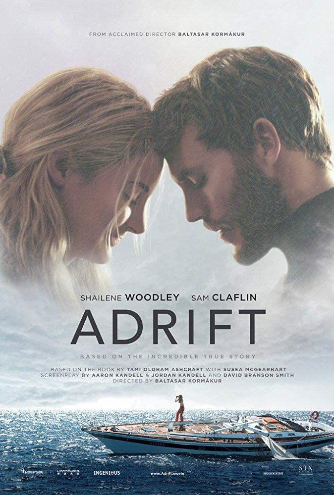 Adrift 2018 HDRip XviD AC3-EVO