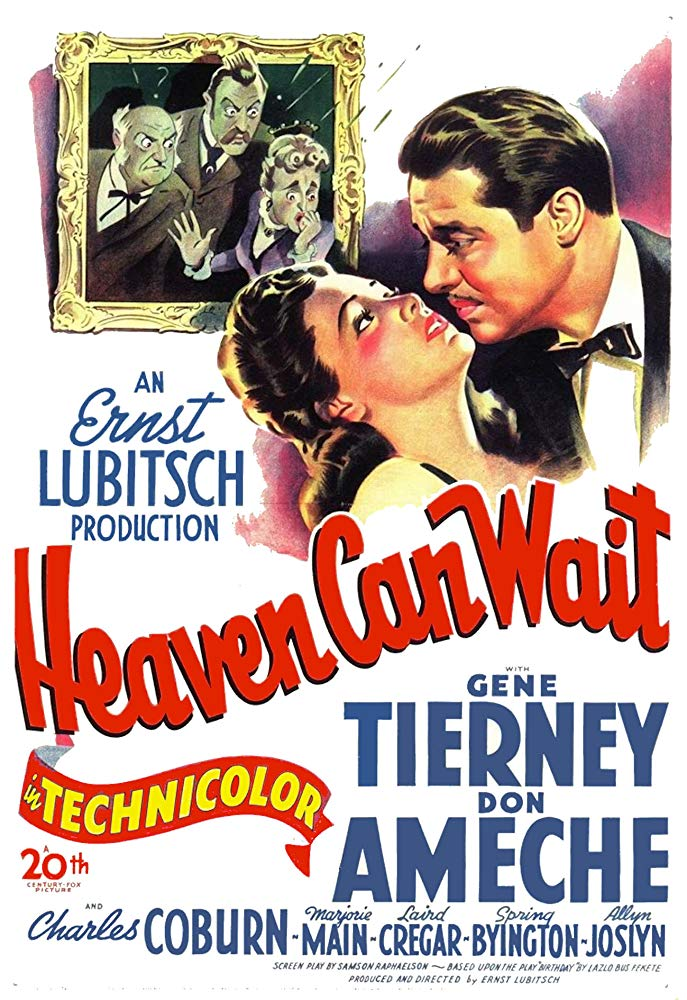 Heaven Can Wait 1943 720p BluRay x264-SiNNERS