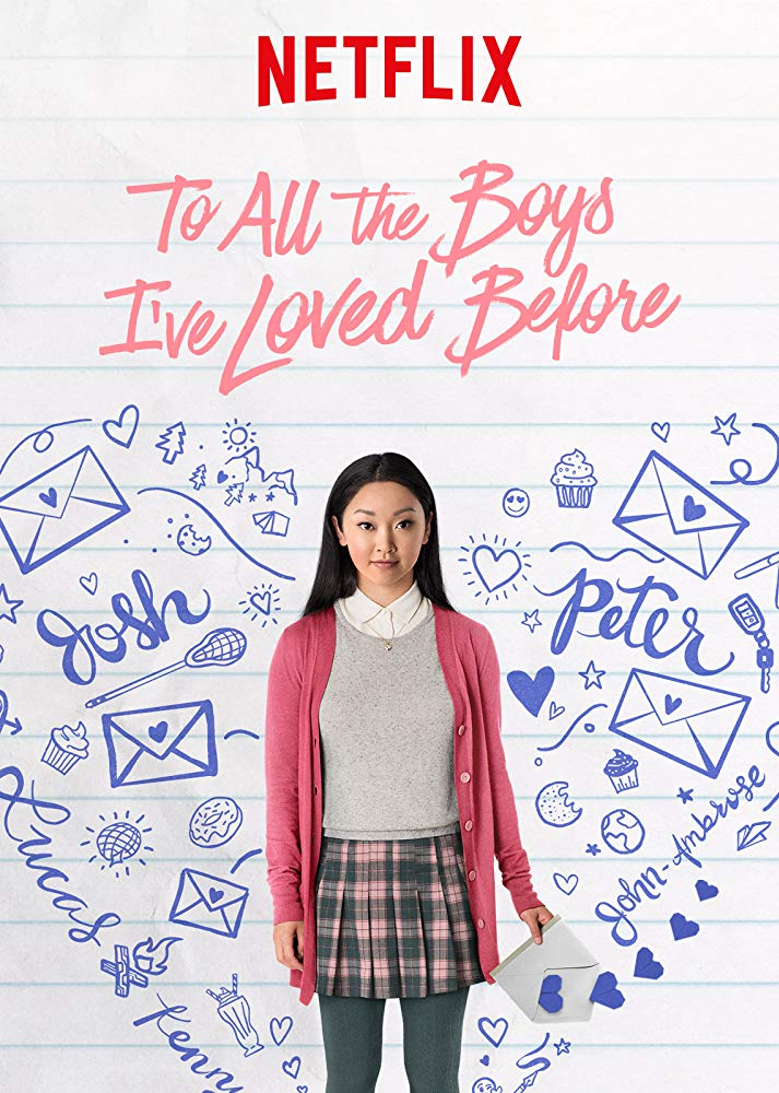 To All the Boys I ve Loved Before 2018 1080p NF WEB-DL DD+5 1 x264-CMRG