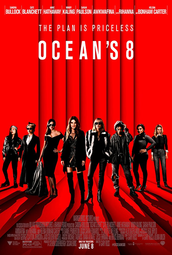 Ocean's Eight 2018 720p WEB-DL X264 AC3-EVO[TGx]