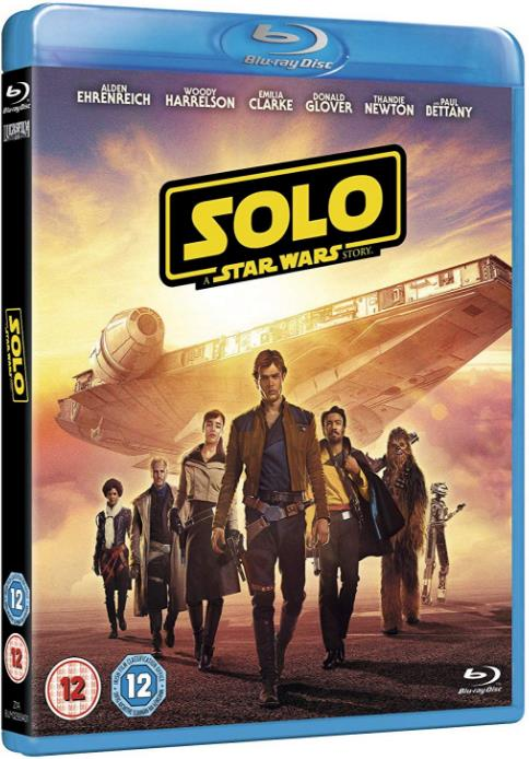 Solo A Star Wars Story (2018) BDRip x264-SPARKS