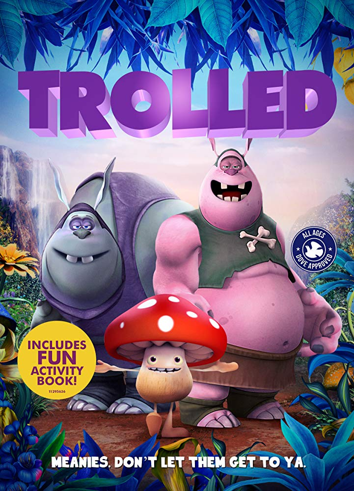 Trolled (2018) 1080p WEB-DL AAC2.0 H264-FGT