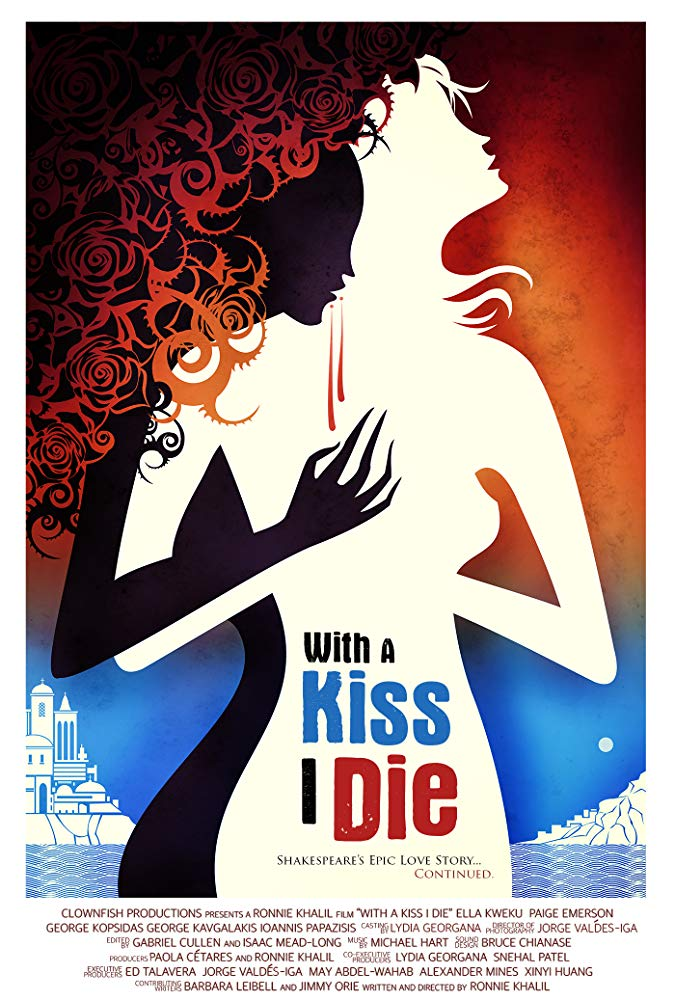 With a Kiss I Die (2018) BRRip XviD AC3-EVO