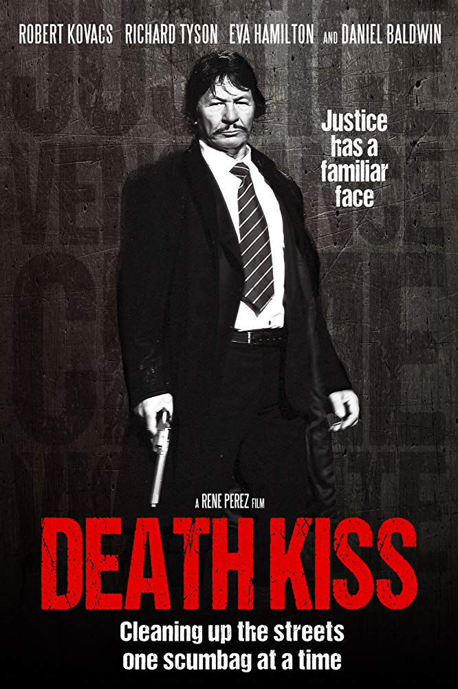 Death Kiss (2018) HDRip AC3 X264-CMRG