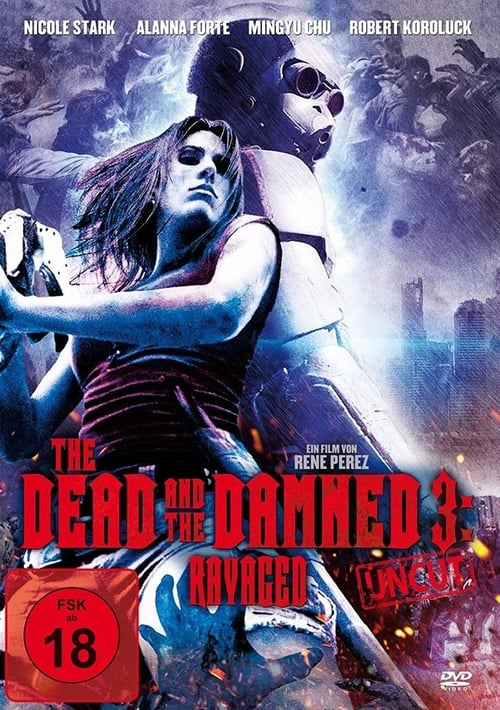 The Dead and the Damned 3 Ravaged (2018) 1080p BluRay H264 AAC-RARBG