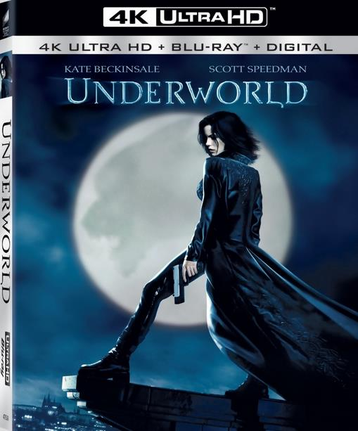 Underworld (2003) 720p BluRay x264-DLW