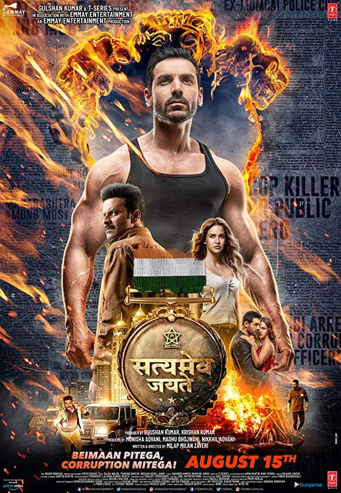 Satyameva Jayate (2018) Hindi 1080p WEB-RIP x264 AC3 DD5 1 - ESUB ~ Ranvijay