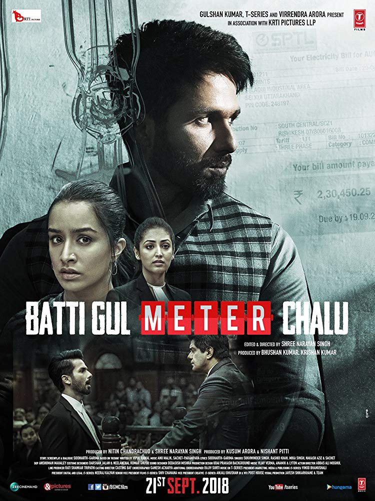 Batti Gul Meter Chalu 2018 Hindi (1 45GB) PRE x264 [720P] - [MoviesBurn