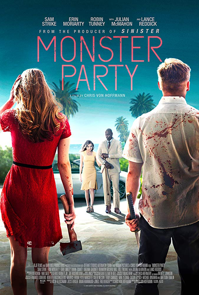 Monster Party (2018) 1080p WEB-DL DD5.1 H264-FGT