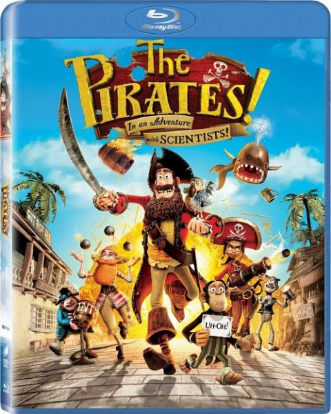 The Pirates Band of Misfits (2012) 720p BluRay H264 AAC-RARBG