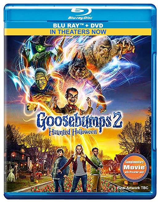 Goosebumps 2 Haunted Halloween (2018) 720p WEB-DL H264 AC3-EVO