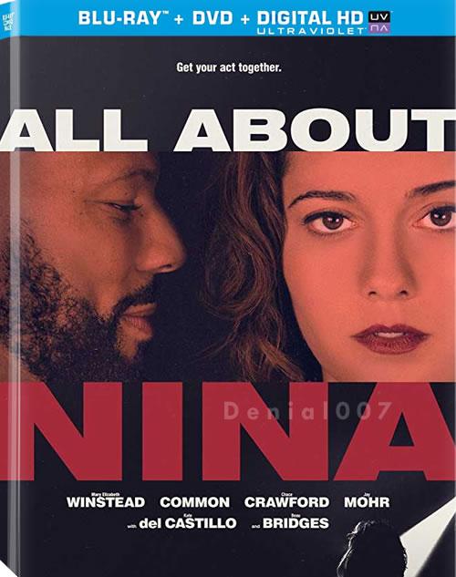 All About Nina (2018) HDRip XviD AC3-EVO