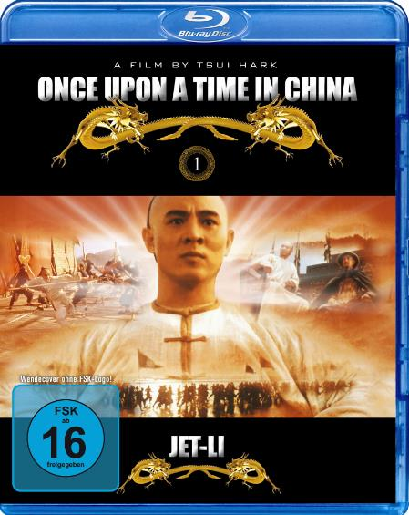Once Upon a Time in China (1991) REMASTERED BDRip x264-VALiS[rarbg]