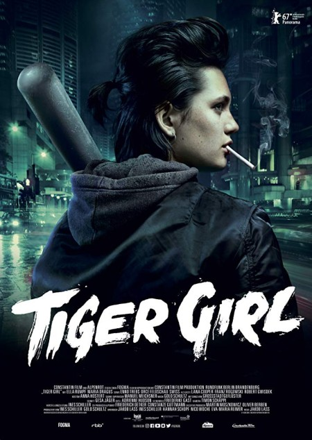 Tiger Girl (2017) WEBRip x264 - SHADOW