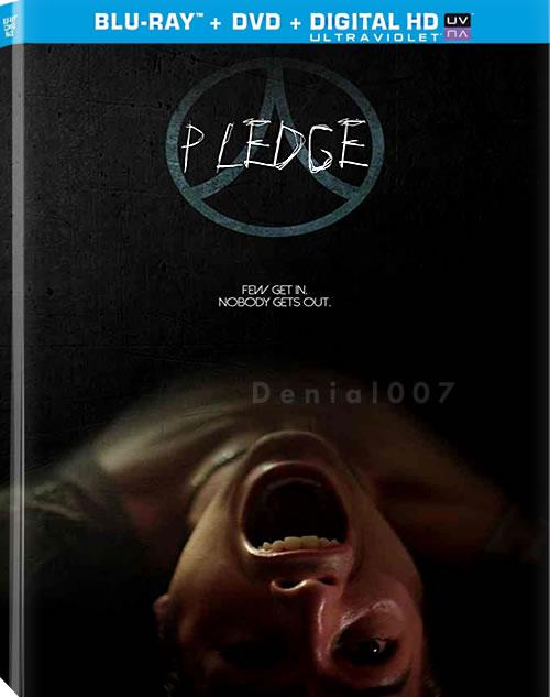 Pledge (2019) HDRip XViD-ETRG