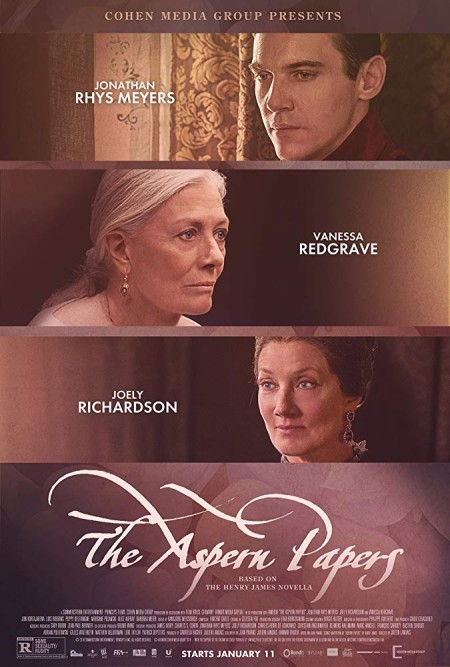 The Aspern Papers (2018) HDRip XviD AC3-EVO