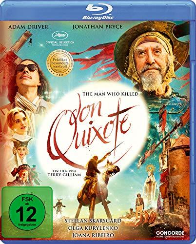 The Man Who Killed Don Quixote (2018) 720p BluRay H264 AAC-RARBG