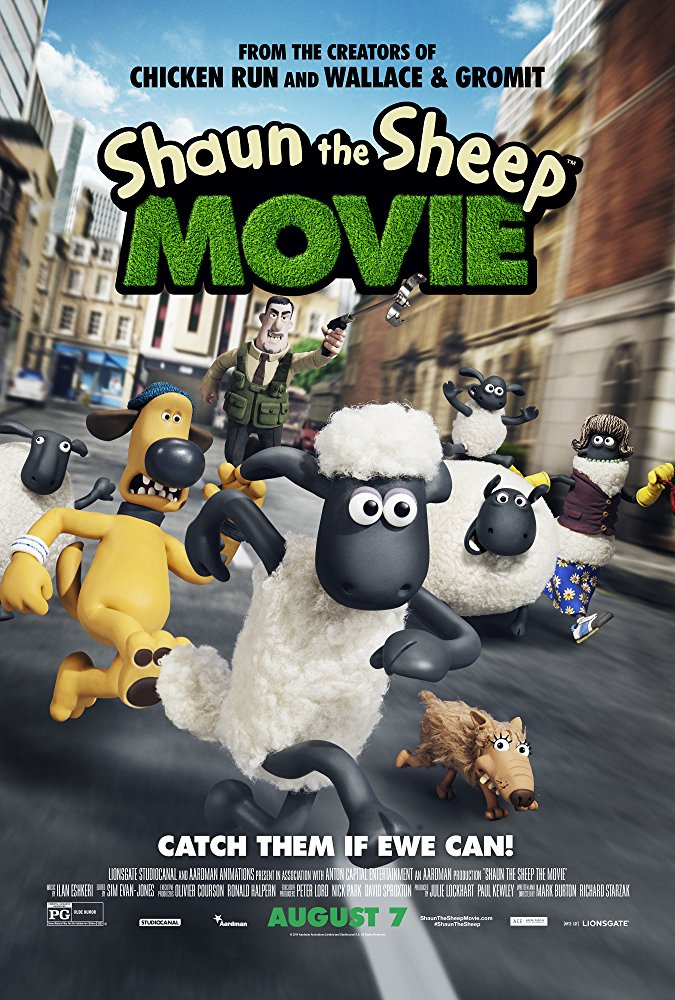 Shaun the Sheep Movie 2015 BRRip XviD MP3-XVID