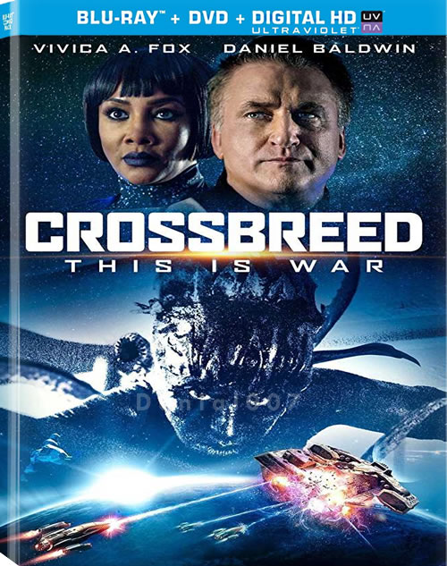 Crossbreed (2019) HDRip XViD-ETRG