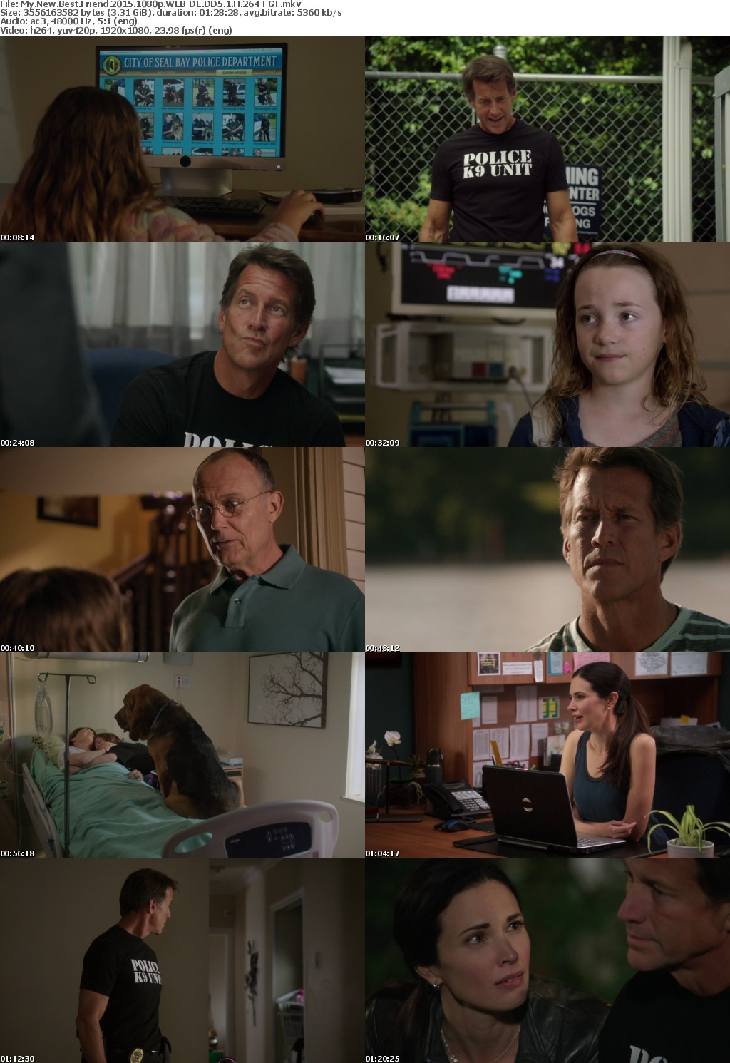 My New Best Friend (2015) 1080p WEB-DL DD5.1 H264-FGT