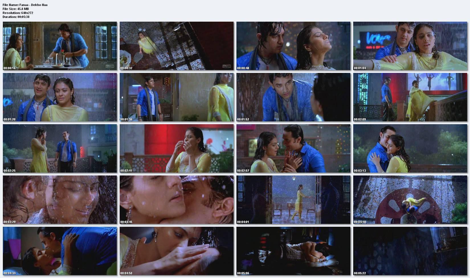 Kajol Hot Videos
